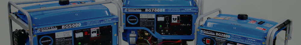 Generator Product Page